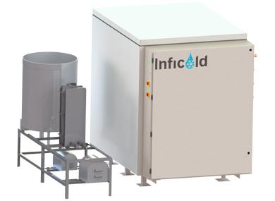 Solar Instant Milk Cooler