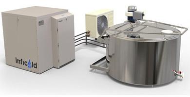 Solar Bulk Milk Cooler